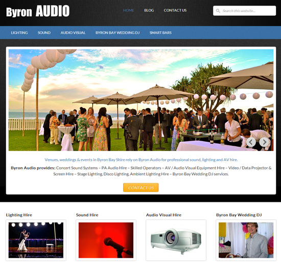 Byron Audio